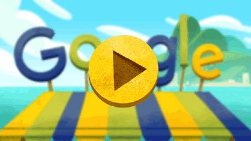 Olimpiyatlar Doodle oldu