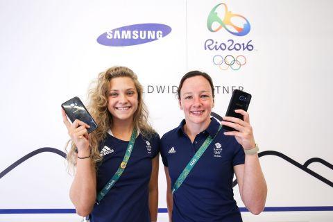Samsung'dan Olimpiyatlara özel uygulama