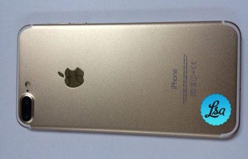 iPhone 7 ve iPhone 7 Pro'nun yüksek çözünürlüklü fotoğrafları paylaşıldı