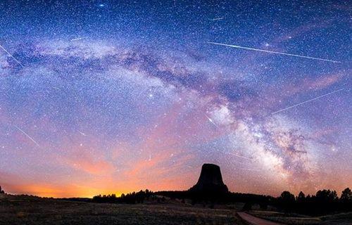 Bu akşamki meteor yağmurunu kaçırmayın