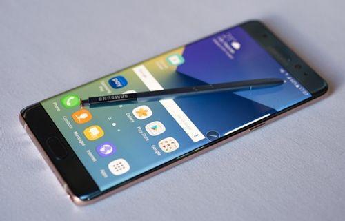 Samsung Türkiye, Galaxy Note 7'nin geri toplanmasıyla ilgili açıklama yaptı
