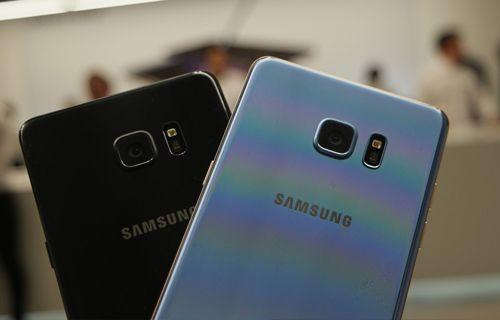 Samsung Galaxy Note 7 yine şarj olurken patladı