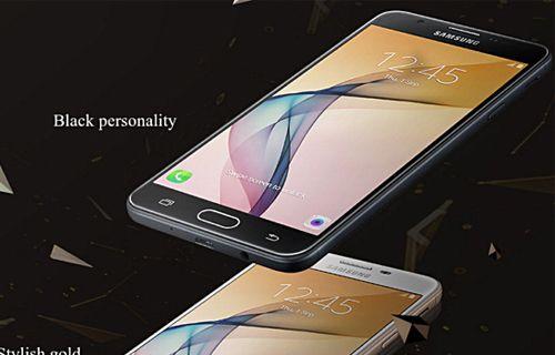 Samsung Galaxy J7 Prime başlatıldı