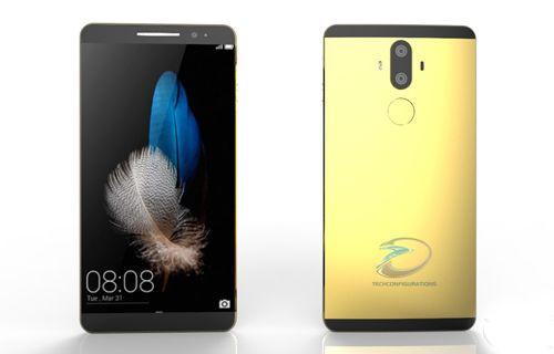 Huawei Mate 9 böyle olacak!
