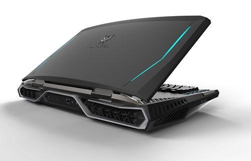 Acer'ın 5000 dolarlık oyun canavarı laptopu: Predator 21 X