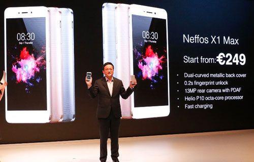 TP-Link yeni Neffos akıllı telefonlarını tanıttı