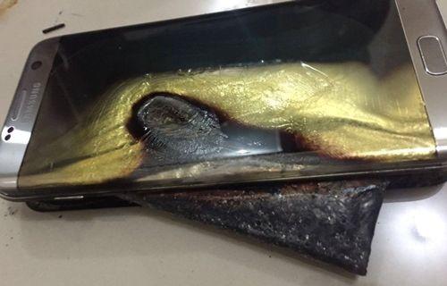 Samsung açıklamadan Galaxy Note 7'nin patlama nedeni ortaya çıktı