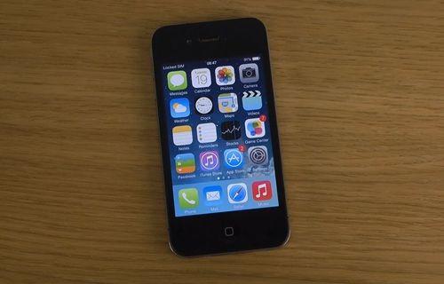 Apple, iPhone 4 desteğini sonlandırıyor!