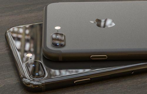 iPhone 7 Plus'ın yeni Piyano Siyahı ve Koyu Siyah renkleri