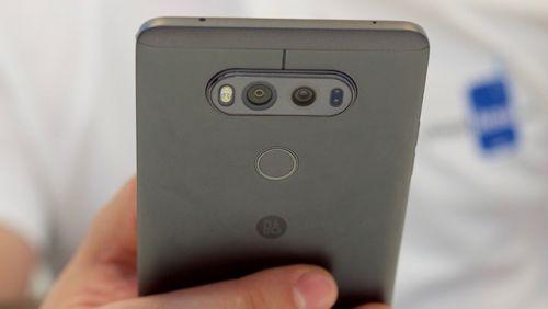 Android 7.0 Nougat'lı LG V20'nin ekran görüntüleri
