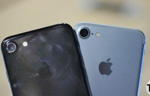 Apple iPhone 7 tanıtılmadan iki rengi kameralara poz verdi