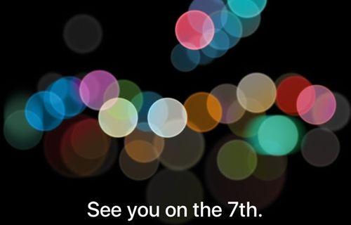 Apple Store, iPhone 7'ye özel olarak kapatıldı