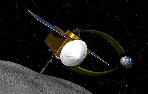NASA, Dünya'daki yaşamın kaynağını bulmak adına asteroide araç gönderecek