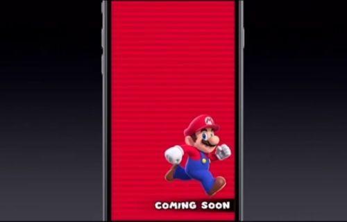Yeni Super Mario App Store'da!