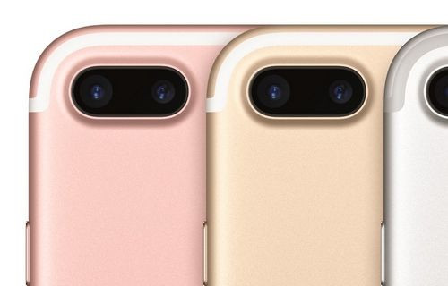 Kamera iPhone 7 Plus