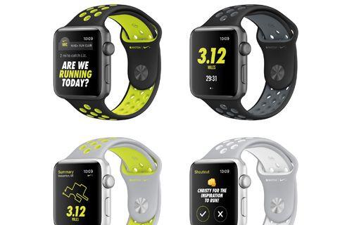 Apple ve Nike'dan koşu arkadaşı Apple Watch Nike+