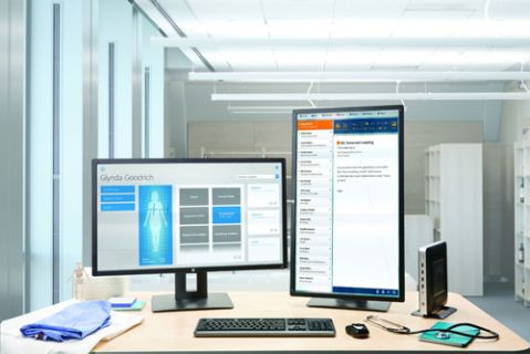 HP'nin ince istemci çözümleri, bulut tabanlı iş yüklerine dönüşüme güç veriyor
