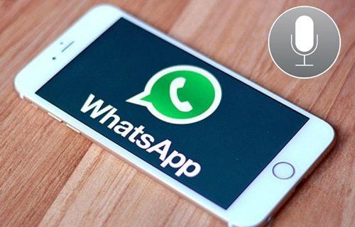 WhatsApp ve Siri iOS 10'da birlikte çalışacaklar