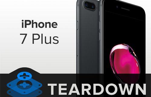 Apple iPhone 7 Plus paramparça
