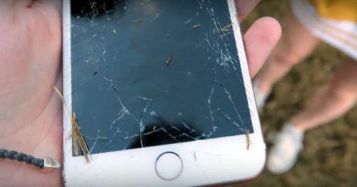 Apple iPhone 7'nin helikopter ile imtihanı! (Video)