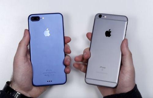 iPhone 7 Plus ve iPhone 6S Plus kamera karşılaştırması