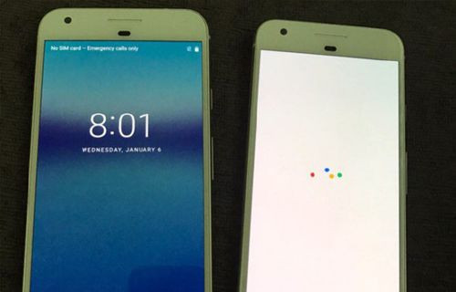 Google Pixel, Android 7.1 Nougat arayüzü ile birlikte sızdırıldı
