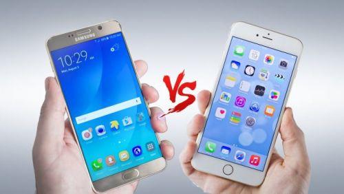 iPhone 7 ve Galaxy Note 7 kozlarını sağlamlık testinde paylaşıyor (Video)