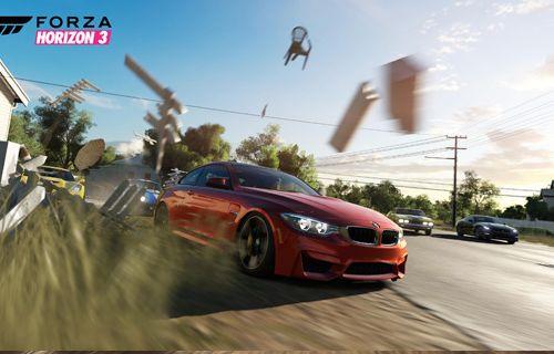 Yarış heyecanı üçüncü kez Xbox'ta