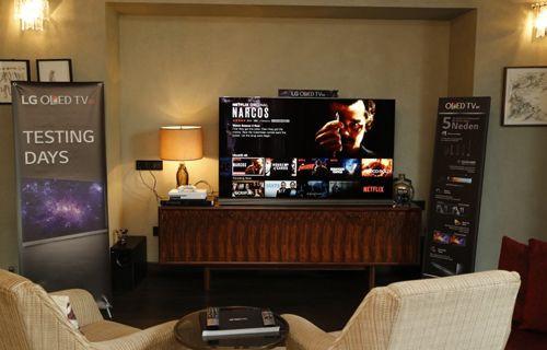 HDR teknolojisi uyumlu yeni LG OLED TV serisi Türkiye'de