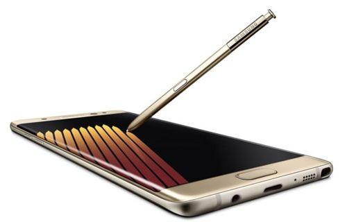 Değiştirilen Galaxy Note 7'lerden de şikayetler gelmeye başladı