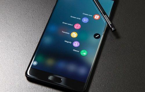 Yenilenmiş Galaxy Note 7'nin fiyatı belli oldu