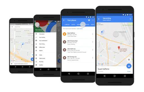 Google Haritalar'a yeni özellik geldi