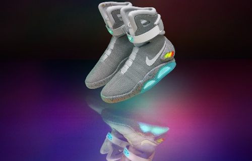Back to the Future ayakkabısı Nike Mag, satışa sunuluyor