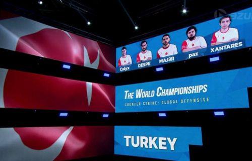 CS:GO Milli Takımımız Dünya Şampiyonu oldu!