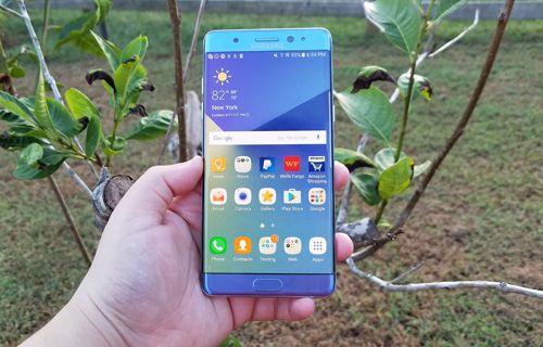 Samsung, Galaxy Note 7 tazminatı için direniyor