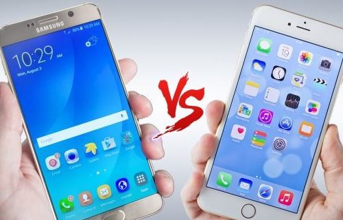 Galaxy Note 7 üretiminin durması iPhone 7 satışlarını etkiler mi?