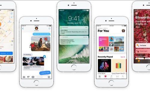 iOS 10.1 yayınlandı