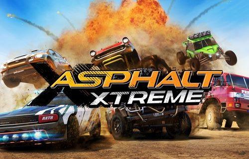 Asphalt Xtreme ile Off-Road heyecanı mobile geliyor