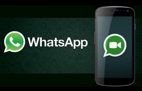 WhatsApp'da görüntülü sohbet kolaylaştı
