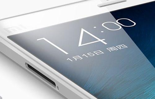Xiaomi Mi Note 2 tanıtımdan önce sızdırıldı