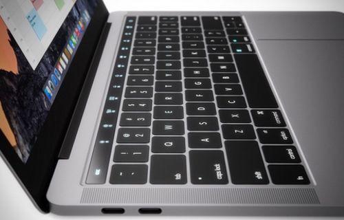 Yeni MacBook Pro görüntülendi!
