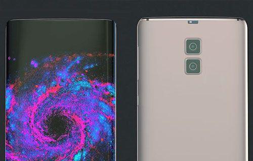 Galaxy S8'in ekran çözünürlüğü belli oldu!