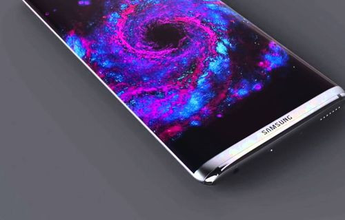 Galaxy  S8 ve Galaxy S8 Plus'tan yeni görüntüler!