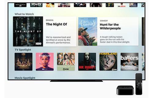 Apple'dan yeni TV uygulaması!
