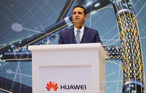 Huawei'den, dünyanın en küçük ve en akıllı veri merkezi!