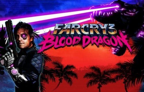 Far Cry 3: Blood Dragon ücretsiz oldu!
