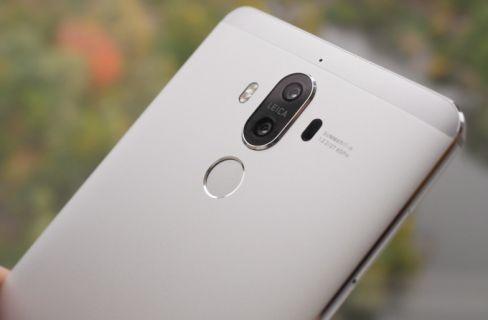 Huawei Mate 9 Pro geliyor!