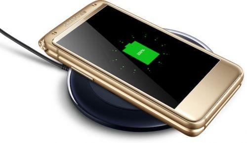 Samsung'un üst düzey kapaklı Android telefonu onaylandı