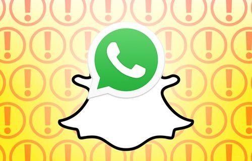 WhatsApp, Snapchat'e rakip oluyor