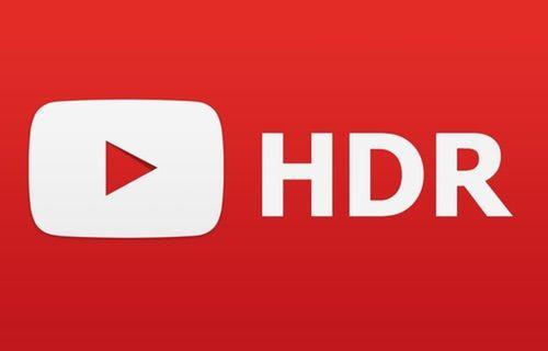 HDR YouTube içerikleri Samsung TV'ye geldi!